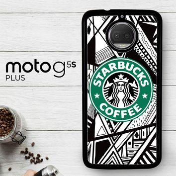 Starbucks W4132  Motorola Moto G5S Plus Case