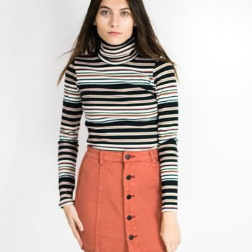 Let It Stand Stripe Top