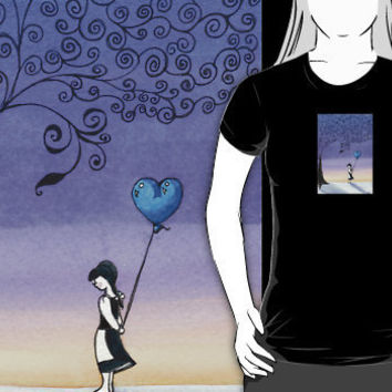 """""""Sweetness"""" T-Shirts & Hoodies by Amy-Elyse Neer 