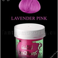 Coloring hair balsam - Lavender pink #haircolor #brighthair #directions #lariche #gothichair #hairfashion #hairspiration #gothichairstyle #coloredhair #hairdye #hairdye #brighthair #girlwithdyedhair | CRAZY BRIGHT COLORS FOR PERMANENT, SEMI-PERMANENT & TEM