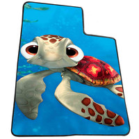 Squirt From Finding Nemo 9b5f1604-6b7d-4ab3-9993-aecbe04ad69b  for Kids Blanket, Fleece Blanket Cute and Awesome Blanket for your bedding, Blanket fleece *AD*