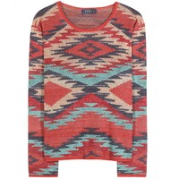 Melissa knitted sweater