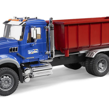 MACK Granite Tipping Container Truck