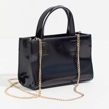 Mini Tote Crossbody Bag | Urban Outfitters