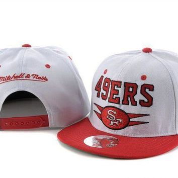 DCCKUN7 San Francisco 49ers Cap Snapback Hat - Ready Stock