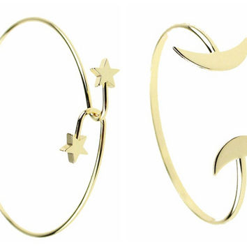 Stylish Jewelry New Arrival Shiny Bangle [4956907268]