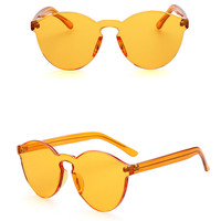 Colorist Sunglasses - Orange
