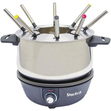 Starfrit Electric Fondue Pot