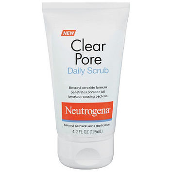 Clear Pore Daily Scrub