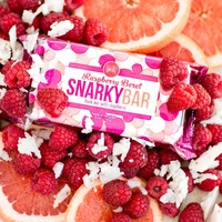 Perfectly Posh Raspberry Beret Exfoliating Snarky Bar