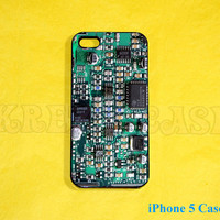 iPhone 5s case, circuit board iPhone 5 Case For your iphone 5, Cute iPhone 5s case