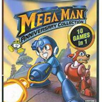 Mega Man Anniversary Collection for the Gamecube (Disc Only!)