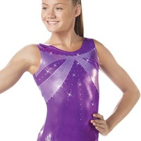 Rhinestone Detail Leotard