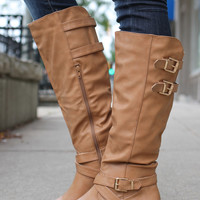 Hollow Brook Estates Boot - Camel