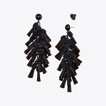 Tory Burch Tassel Earring
