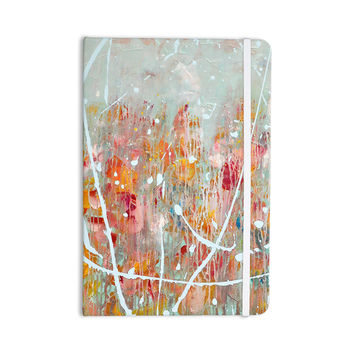 "Iris Lehnhardt ""Joy"" Splatter Paint Everything Notebook"