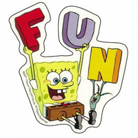 Spongebob - Fun Decal