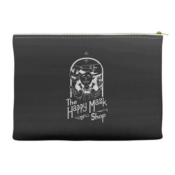 happy mask store Accessory Pouches