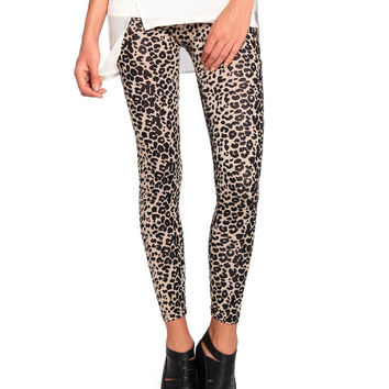 Leopard Leggings - 2020AVE