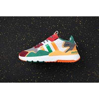 White Mountaineering X Adidas Originals 2019 Nite Jogger Boost Colorfull Shoes