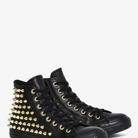 CONVERSEAll Star Studded Leather Sneaker