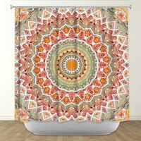 DiaNoche Designs Shower Curtains by Arist Iris Lehnhardt Unique, Cool, Fun, Funky, Stylish, Decorative Home Decor and Bathroom Ideas - Summer Lace