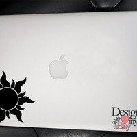 Disney, Tangled Corona Sun Decal,
