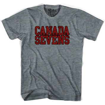 Canada Sevens Rugby T-shirt