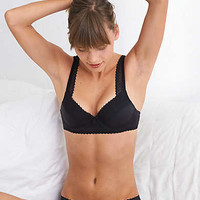 Bridget Pushup Bra , True Black