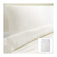 DVALA Duvet cover and pillowcase(s) - Full/Queen (Double/Queen)  - IKEA