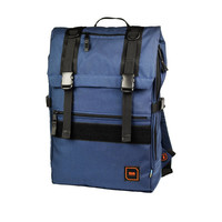 Blue Backpack, Mens Backpack, Waterproof Bag, Cool Backpack, Rucksack Backpack, Blue Bag, Custom Backpack, Commuter Bag, Nylon Backpack