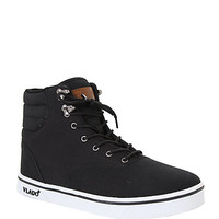 Vlado Black Milo Hi-Top Sneakers
