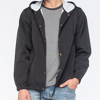 STANDARD SUPPLY Slick Mens Windbreaker | Jackets