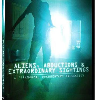 ALIENS, ABDUCTIONS AND EXTRAORDI