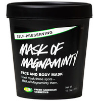 Mask of Magnaminty - Self-preserving