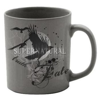 Supernatural Truth & Fate Mug |