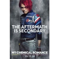My Chemical Romance 14x21 Alternative Rock Artists ArtPrint Poster 009C/Small Size