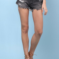 RES Denim Tiny Dancer Cut Off Shorts