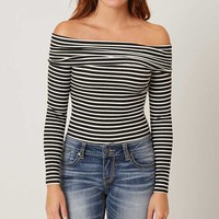 DAYTRIP STRIPED BODYSUIT
