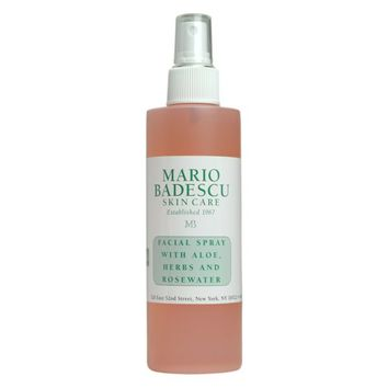 Facial Spray With Aloe, Herbs and Rosewater - Life Retreat | South Africa