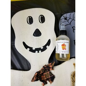 SPOOPY Beard Oil | Apple Cider | Halloween | 2 oz