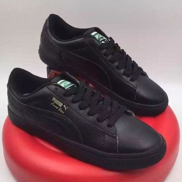 DCKKID4 Puma Court Star Vulc Classic Board Shoe Sports Shoes
