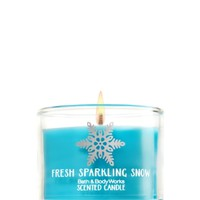 Mini Candle Fresh Sparkling Snow