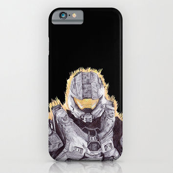 Halo Master Chief iPhone, iPod, Samsung Galaxy, HTC iphone case