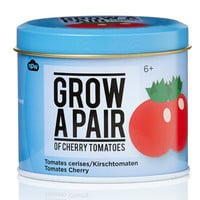 GROW A PAIR... OF CHERRY TOMATOES