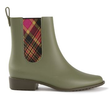 Vivienne Westwood Anglomania + Melissa 'Riding' boots