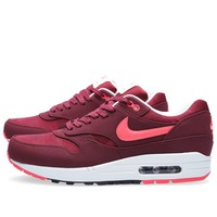Nike Air Max 1 Homme Premium Team Rouge/Atomic Rouge Discount En Ligne