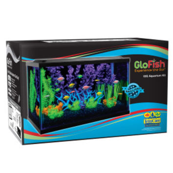 GloFish 10 Gallon Aquarium Kit | Aquariums | PetSmart