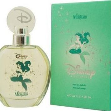 The Little Mermaid By Disney For Women. Eau De Toilette Spray 3.4 Oz.