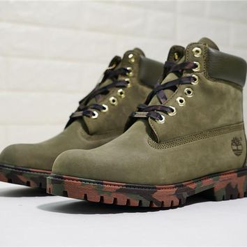 Timberland Premium 6 Inch Leather Boots 10061 TB06716